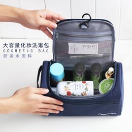 Beautician Waterproof Cosmetic Bags Bath Wash Makeup Make Up Cosmetic Bag Korean Organizer Storage Travel Toiletry Bags