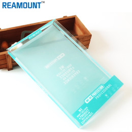 Wholesale New Coming PVC Transparent Plastic Retail Packaging Box for iPad mini3 mini2 Leather Cover for iPad mini4