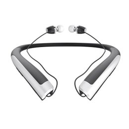 HBS 1100 Bluetooth Wireless Headphones With Hard Retail Package HBS1100 CSR 4.1 Neckband Sports Earphones Headsets with Mic
