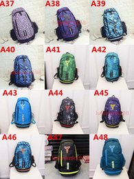 53 Color Fashion Casual Sport Double-Shoulder Backpack Teenagers School Backpack sac a dos Outdoor Travel Hiking Shopping Bag