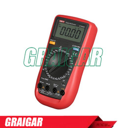 UNI-T UT890D Digital Multimeter High Precision Electrical Instrument for AC DC Current Voltage Resistance Capacitance Frequency