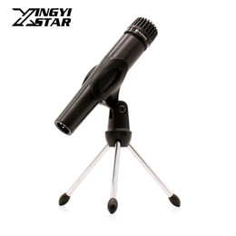 Cardioid Handheld Dynamic Wired Microphone Stand Mixer Audio Karaoke Mic Holder For LC SM 57 Musical Instrument PC Microfone Microfono