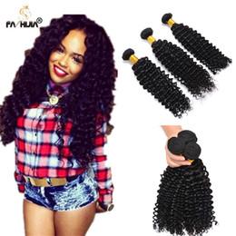 2017 24 profonds faisceaux de cheveux bouclés Fashijia Malais Deep Wave Virgin Hair Couleur naturelle 8-30Inch 95-100g / pcs Malais Cheveux frisés Formes de cheveux bouclés budget 24 profonds faisceaux de cheveux bouclés