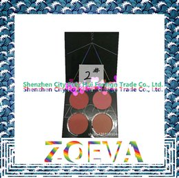 Wholesale 2017 ZOEVA color eye shadow palette pearl shining eye shadow of your latest official eyes DHL