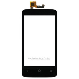 Wholesale quot Black TP for Acer Liquid Z4 Z140 Z4 Duo Z160 Touch Screen Digitizer Glass Panel No LCD Replacement Part Tools
