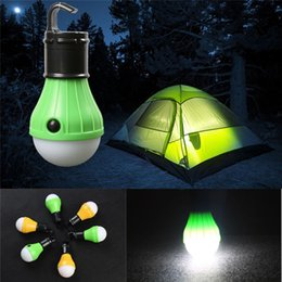 Wholesale Best Quality Outdoor Hook Hanging LED Camping Tent Light Bulb Emergency Lantern Lamp