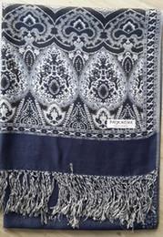 Women's Pashmina Scarf Shawl Cashmere ponchos wrap Ladies Womens shawl Scarves 9 PCS LOT #1400