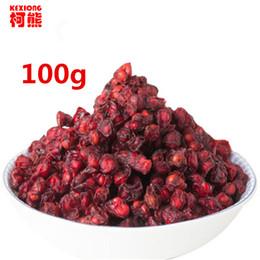 Wholesale C TS049 Organic g Wild Dried Schisandra Chinensis Wu Wei Zi Five Flavor Berry Herbs wuweizi
