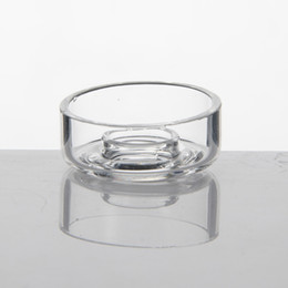 Replaceable Quartz Dish For Domeless Titanium Nail Quartz bowl Replacement High quality and fast free ship