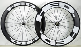700C 25mm width Carbon Wheels Front 60mm rear 88mm Clincher Tunbular Road bike Wheelset with Powerway R36 Straight Pull Hub UD matte finish