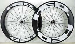 700C 25mm width Carbon Wheels Front 60mm rear 88mm Clincher Road bike Wheelset with Powerway R36 Straight Pull Hub UD matte finish
