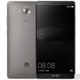 Vidéo de mémoire gb en Ligne-Huawei Mate 8 Smartphone débloqué avec caméra 16 MP, 4 Go RAM / 32GRAM, 64 Go / 32G Mémoire Dual Sim, garantie globale - Version internationale