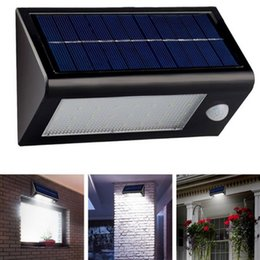 400 Lumens Solar Lights Motion Sensor Light 32LED Waterproof Outdoor Wireless Wall Step Pathway Porch Garden Street Security Light
