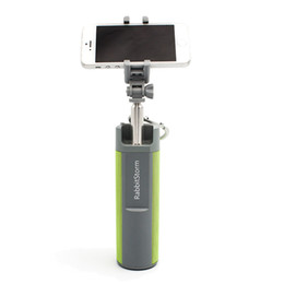 Wholesale Selfie Stick Bluetooth Speaker with Power bank Remote Shutter for iPhone s Android iOS Smartphones