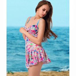 Sports wear Women's swimwear one piece swimwear bikini set Moderate coverage bottom