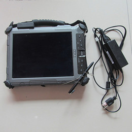 Wholesale 2in1 mini SSD Software for SD connect C4 For BMW ICOM A2 B C with Rugged Xplore IX104 Tablet I7 gb