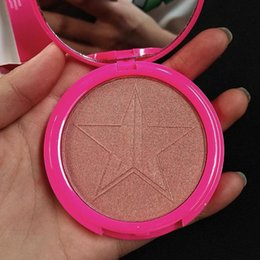 Wholesale Jeffrey star Skin Frost colors Highlighter makeup Discount Price JS Star Cosmetics King Peach Goddess foundation palette eyeshadow