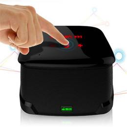 сенсорное управление зеркалом панель Bluetooth НФК динамик автомобиля 3d стерео линия поддержки и громкой связи от Поставщики подкладке панель