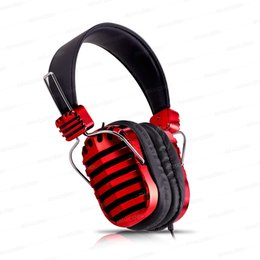 Wholesale Mixcder Mic5 Stereo Lightweight Music Headphones Adjustable Headband with Microphone mm for Traveling Working Running Sports