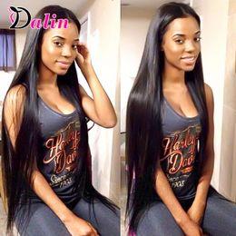 Raw Brazilian Straight Virgin Hair 4 Bundles Cheap Brazilian Straight Human Hair Weaves Grade 7A Unprocessed Straight Brazillian Virgin Hair