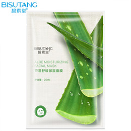 Hot Aloe Vera face care Anti-Aging tony moly hyaluronic acid facial aloe mask spring and summer whitening moisturizing astringe pores acne