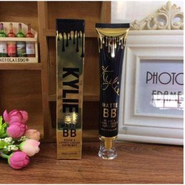 Long tube KYLIE fond de teint liquide BB crème 45ml Kelly Make up Cosmetics free DHL