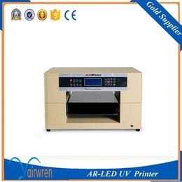 hot selling automatic printer print on photo album uv led digital inkjet printing machine for AR-LED Mini5