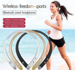 New CSR HBS 913 Bluetooth 4.1 Neckband Stereo Earphone with Microphone Hands Free Wireless Headset HBS913 headphone for LG iphone 7 Samsung
