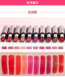 Wholesale ym04 YMM Instigator Lipstick Punk Couture Collection Moisturizing Lipstick Ravishing Rose Ounce