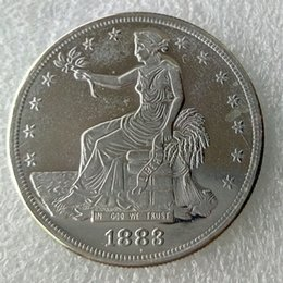 Wholesale 90 silver trade dollars coins