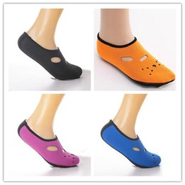 Outdoor Non-Slip Swimming Scuba Diving Beach Shoes Surfing Socks Rubber Swimming Fins Snorkeling Fishing Surfing RiverTracing Equipment