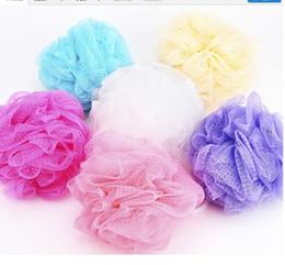 Wholesale Multicolour bathwater bath ball cleaning equipment F515
