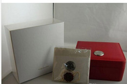 Wholesale LUXURY Brand New FOR WATCHES ORIGINAL BOX BOOKLET CARD TAGS AND PAPERS