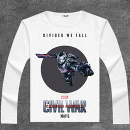 2017 camisa de potencia Camiseta de la máquina de guerra Camiseta suave de la manga larga del héroe del poder Ropa del algodón de los hombres de la ropa de la película camisa de potencia promoción