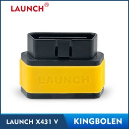Wholesale Original Launch X431 EasyDiag Four System auto diagnostic tool for IOS Android system via Bluetooth High Quality Free Ship