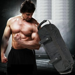Wholesale Designer sand bag gym dumbbell Adjustable powerbag kg kg kettle bell Portable home fitness brand Power Quality Kettle bell