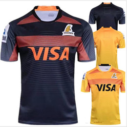 New top thai quality Wholesale latest Hot sales Panthers jaguares home away rugby jerseys 2017 2018 The latest jaguars jersey shirts