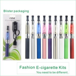 Ego starter kit atomizer Electronic cigarette e cig kit 650mah EGO-T battery blister case Clearomizer E-cigarette Dhl UPS