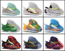 Wholesale Woven Damian Lillard PE PDX Carpet Basketball Shoes Mesh March Madness Boost Aurora Borealis For Mens
