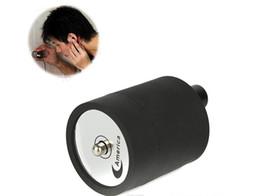 [1PCS][Free Shipping] Inspector Gadget Spy Listen Audio Device Ear Amplifier Hidden Wall Door Eaves Spy Bug Detector Monitor Listens HY909A