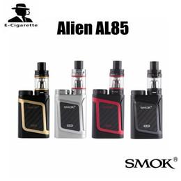 100% Original Smok Alien AL85 Kit with TFV8 Baby tank V8 Baby-Q2 Coil Vs Smok Alien Starter Kit with TFV12 Tank