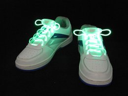 Factory Wholesale good quality led waterproof shoelaces,glow laces,where can i buy led shoelaces,Disco Party Skating Sports Glow strings