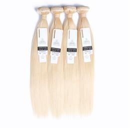 """Resika Brazilian Body Wave Remy Hair Bundles 8""""-24"""" #613 Color 1PC 100% Human Hair Weaving"""