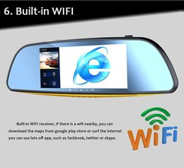 Wholesale aftermarket car mirror Camera review with GPS with usb bluetooth gps FM transmitter DVR Alibaba com