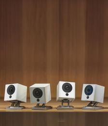 Mini cámaras wi fi en Línea-Cámara IP Wi-Fi Wireless Más Piccolo 1080 P Full HD Mini Macchina Fotográfica XiaoFang 1.2mp Intelligente TF Video Telecamera Di Sorveglianz