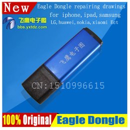 Wholesale News eagle dongle Repair mobile phone circuit board Repair mobile phone PCB the circuit drawings ZXW DONGLE upgrade version