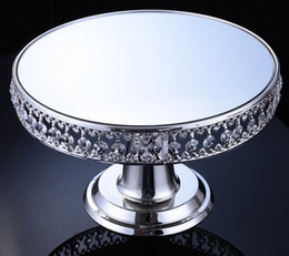 silver-plated cake cake dessert table ornaments wedding decorations dessert baking tray