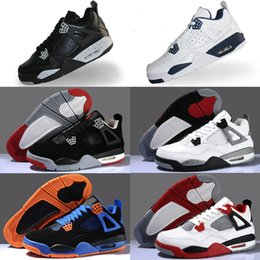 Wholesale Airs Retro Men Casual shoes Black Cat Pure Mars Thunder Silver Anniversary bred Oreo Athletics Kids Sport Sneaker Boots