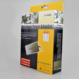 96W Universal AC Power Adapter Charger For Laptop Notebook DC 15V-24V D2952A with package free shipping
