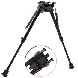 2017 NEW 9-14 bipod mount 237mm-385 mm Harris Model extendable leg gun mounted fixed bipod for hunting